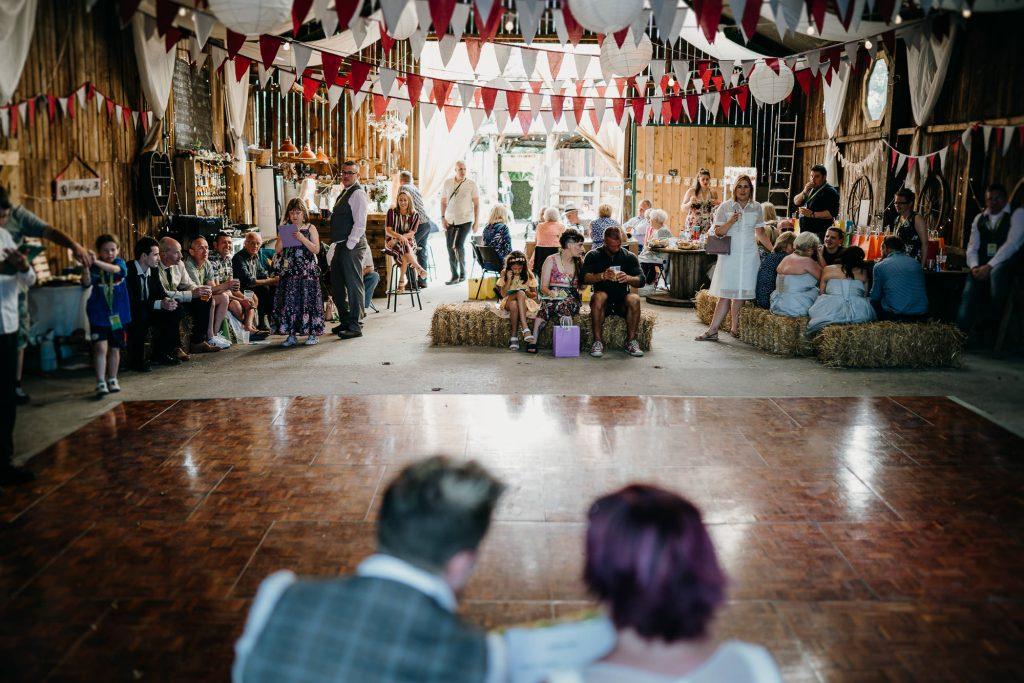Deepdale Farm Wedding Photographer 209