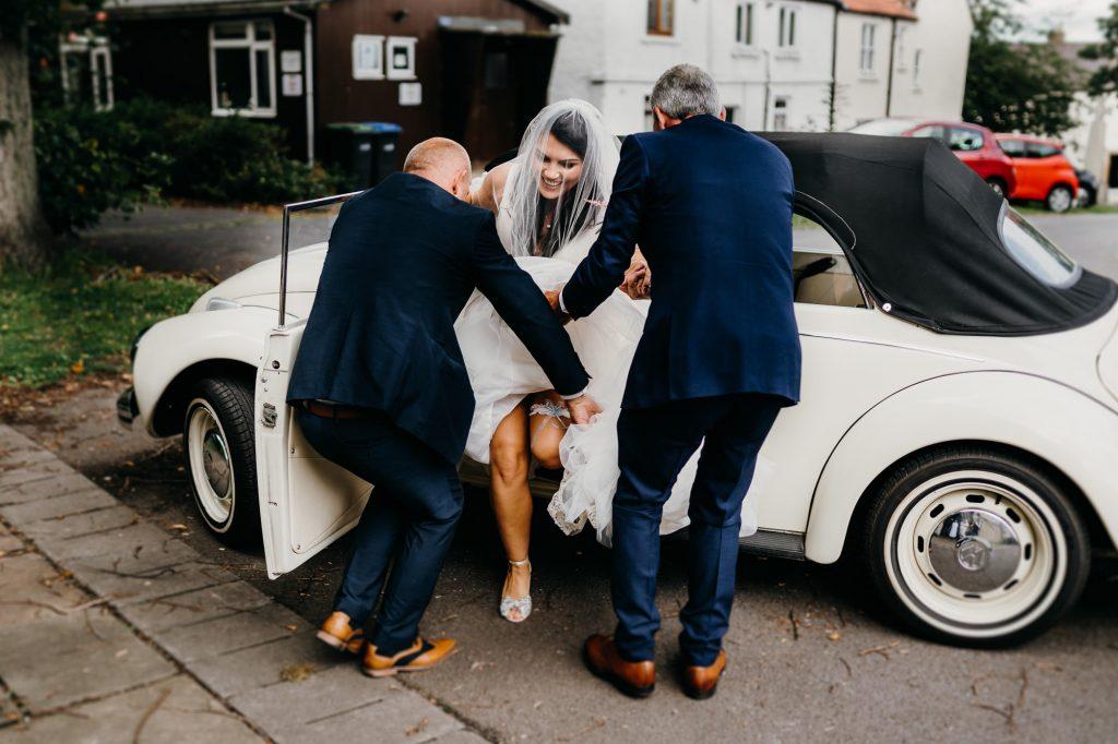 Durham Castle Wedding Photographer 528