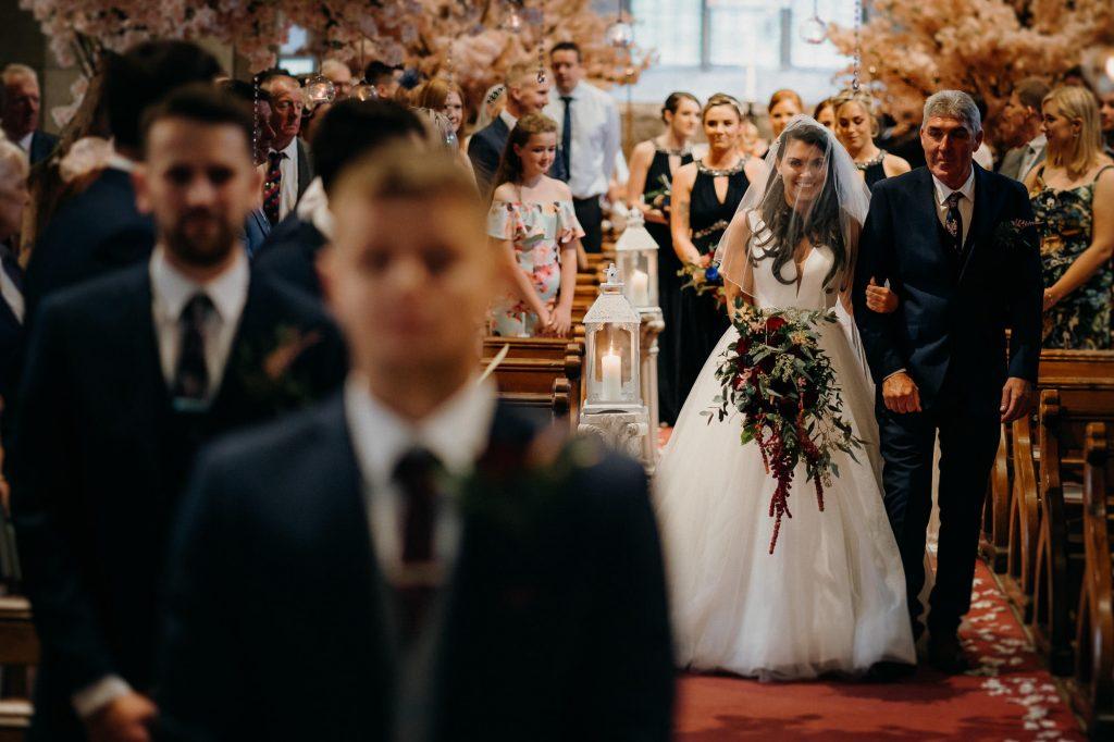 Durham Castle Wedding Photographer 530