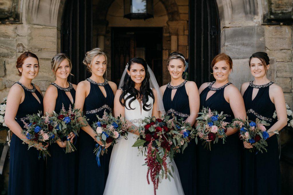 Durham Castle Wedding Photographer 534