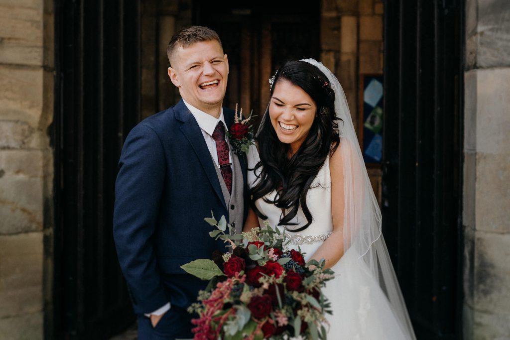 Durham Castle Wedding Photographer 535