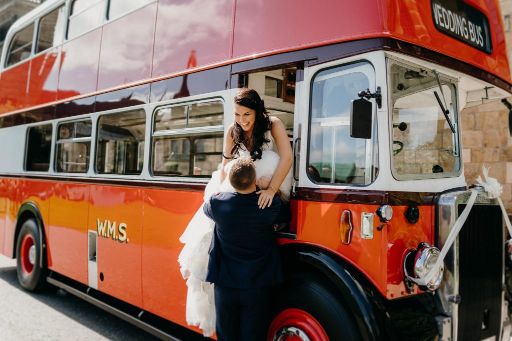 Durham Castle Wedding Photographer 540