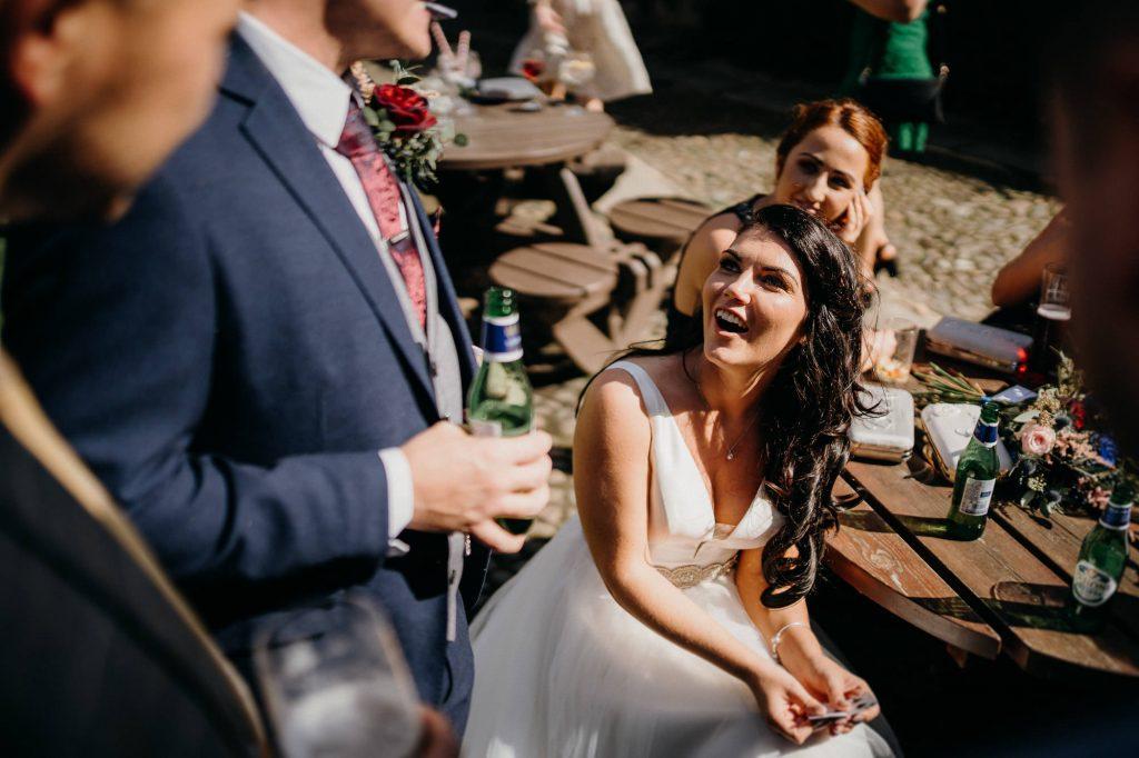 Durham Castle Wedding Photographer 545