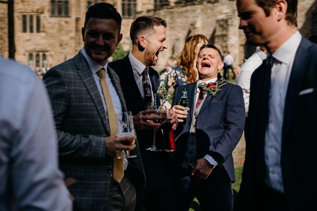 Durham Castle Wedding Photographer 548