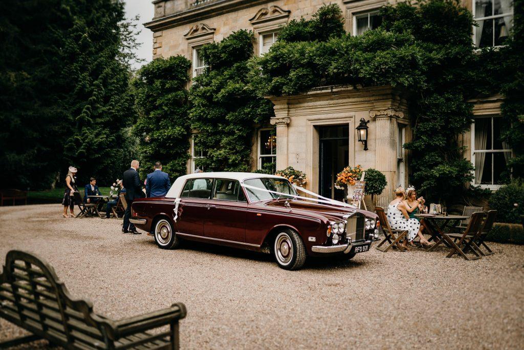 Eshott Hall Wedding Photographer 662