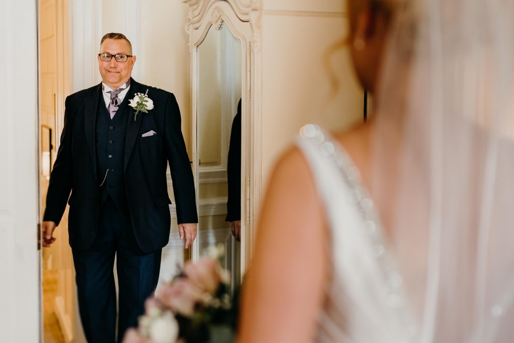 Eshott Hall Wedding Photographer 668