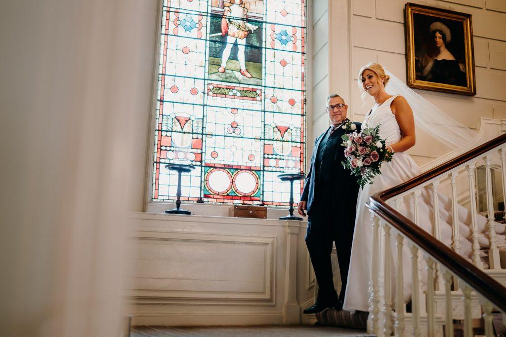 Eshott Hall Wedding Photographer 669
