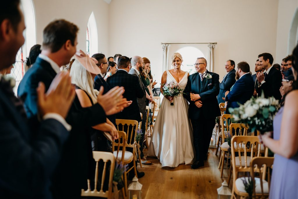 Eshott Hall Wedding Photographer 671