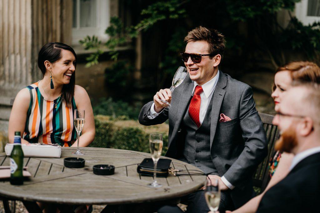 Eshott Hall Wedding Photographer 678
