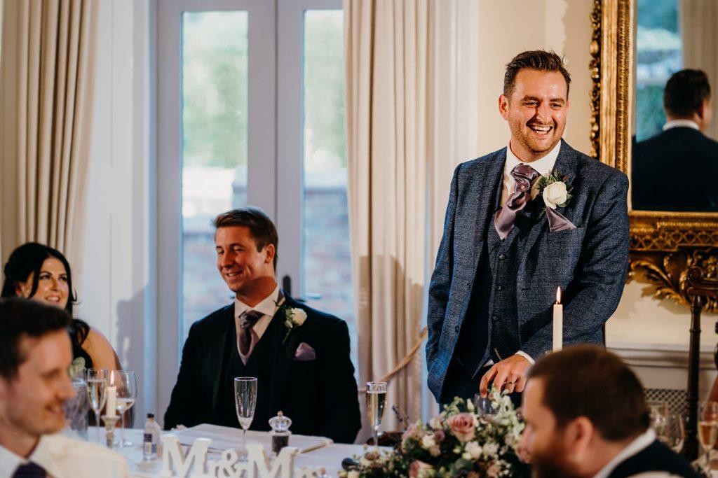 Eshott Hall Wedding Photographer 688