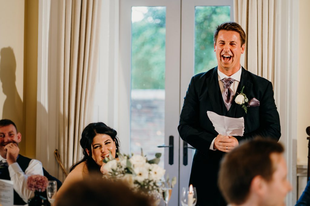 Eshott Hall Wedding Photographer 691