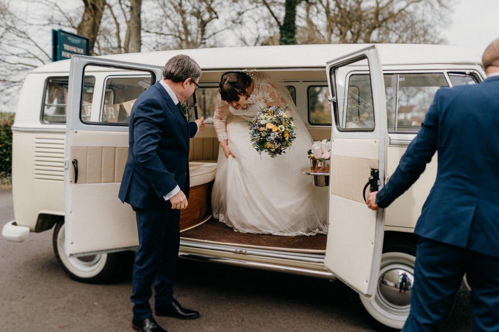 Hallgarth Manor Covid Wedding Photographer 009