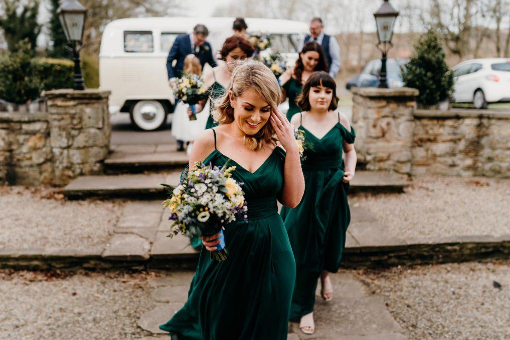 Hallgarth Manor Covid Wedding Photographer 010
