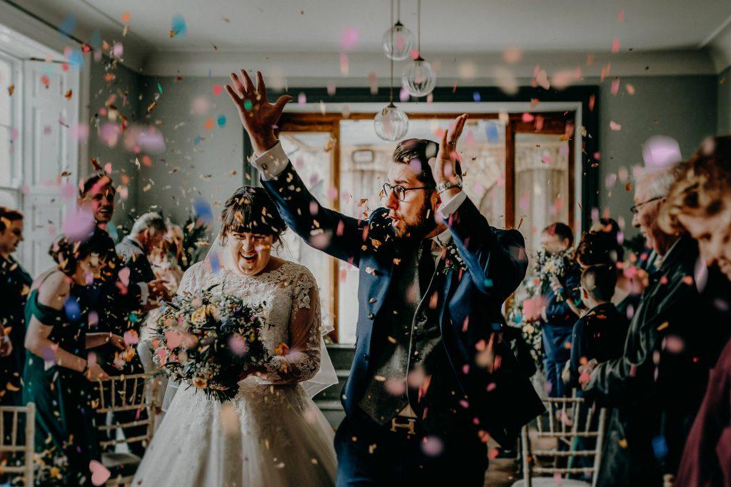 Hallgarth Manor Covid Wedding Photographer 016