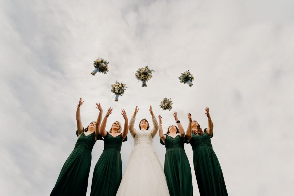 Hallgarth Manor Covid Wedding Photographer 026