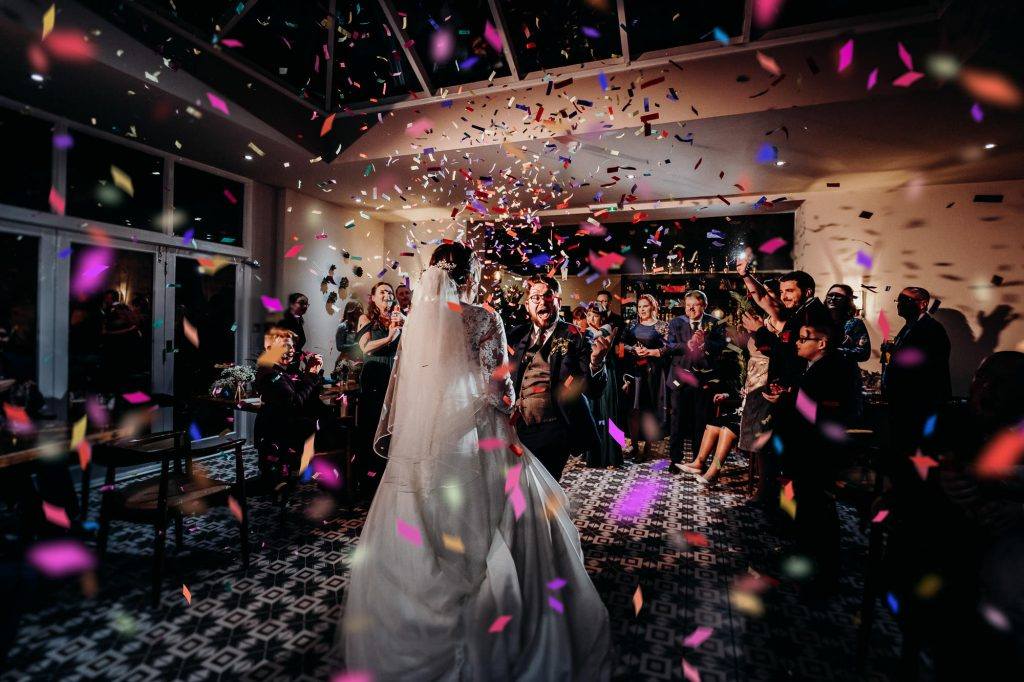 Hallgarth Manor Covid Wedding Photographer 031
