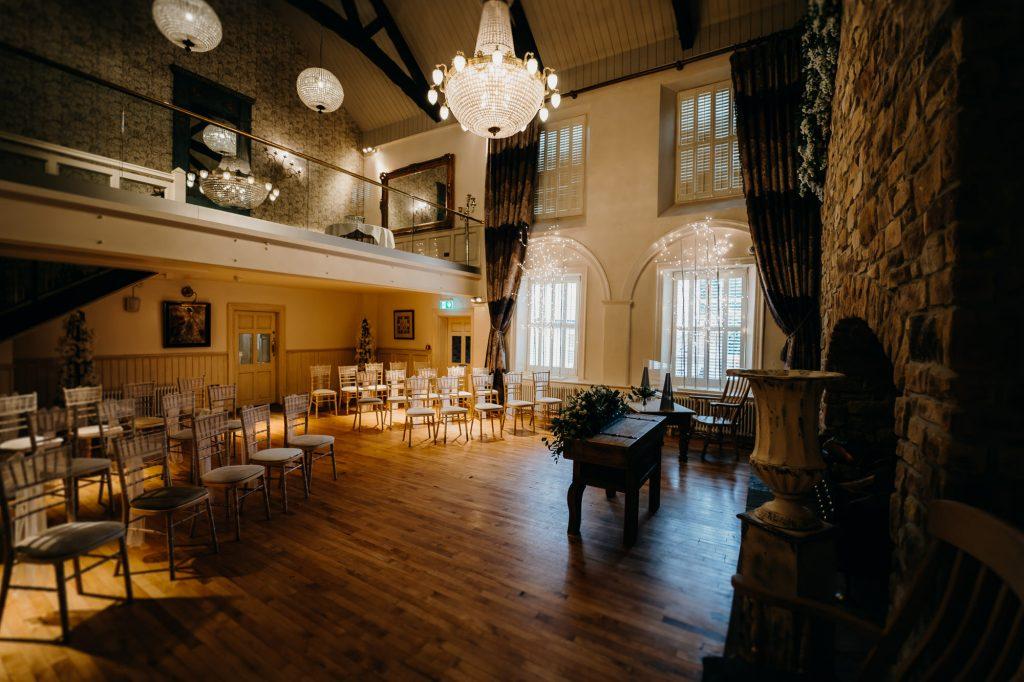 Hardwick Hall Covid Wedding Photographer 1701