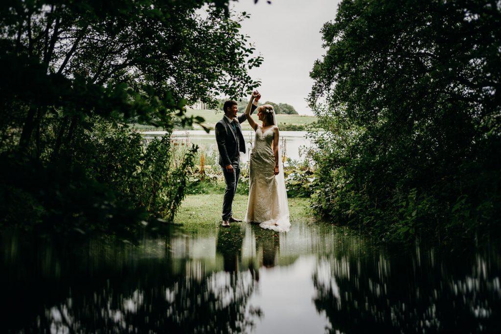 Hardwick Hall Covid Wedding Photographer 1735