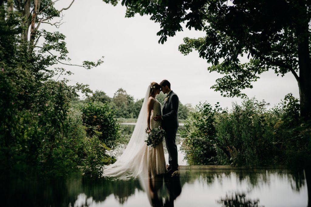 Hardwick Hall Covid Wedding Photographer 1736