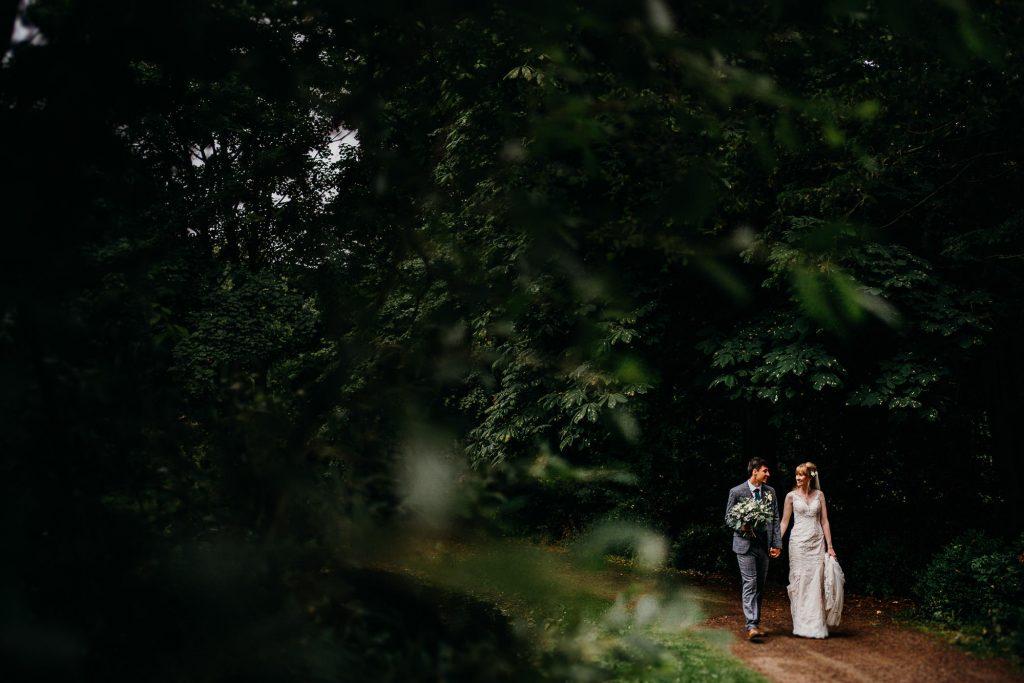 Hardwick Hall Covid Wedding Photographer 1738