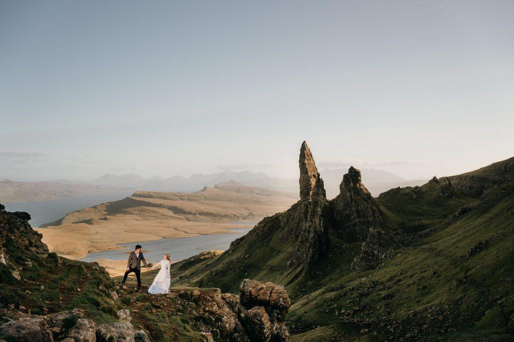 Isle of Skye Elopement Photographer 004