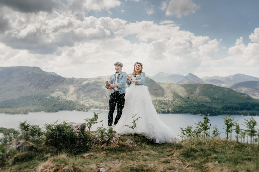 Lake District Wedding Photographer 016