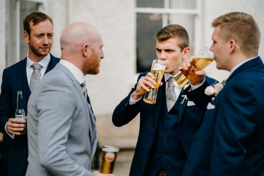 Lartington Hall Wedding Photographer 567