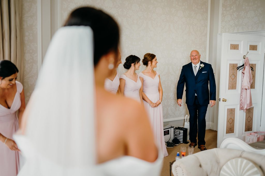 Lartington Hall Wedding Photographer 569