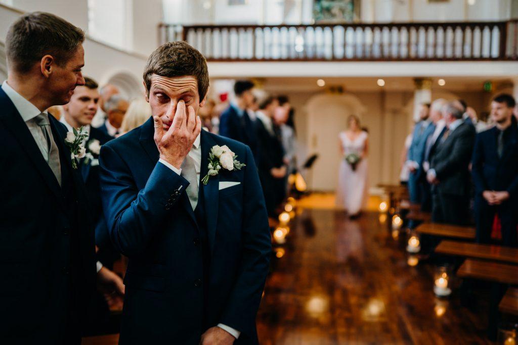 Lartington Hall Wedding Photographer 571