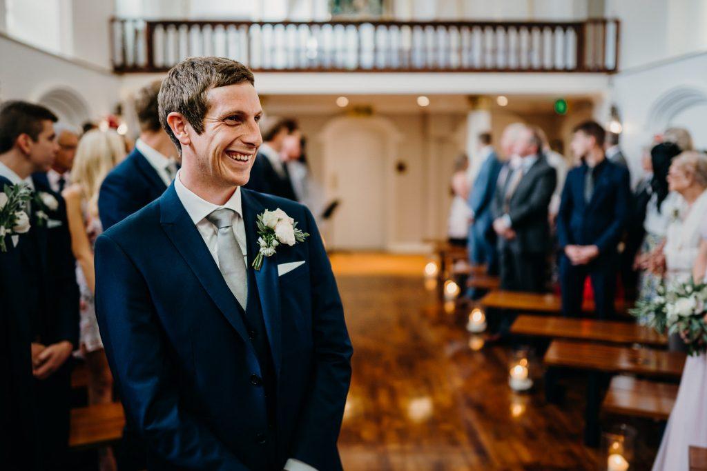 Lartington Hall Wedding Photographer 573