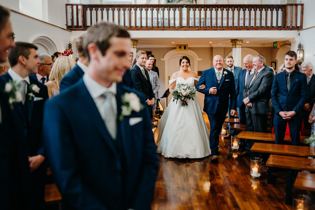 Lartington Hall Wedding Photographer 574