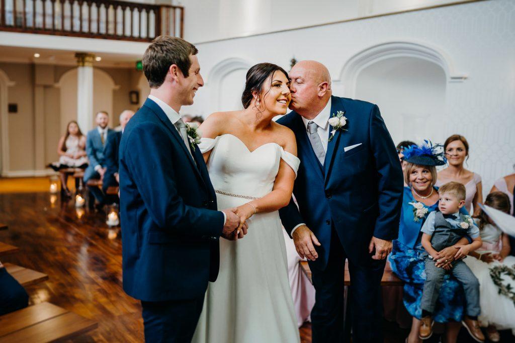 Lartington Hall Wedding Photographer 575