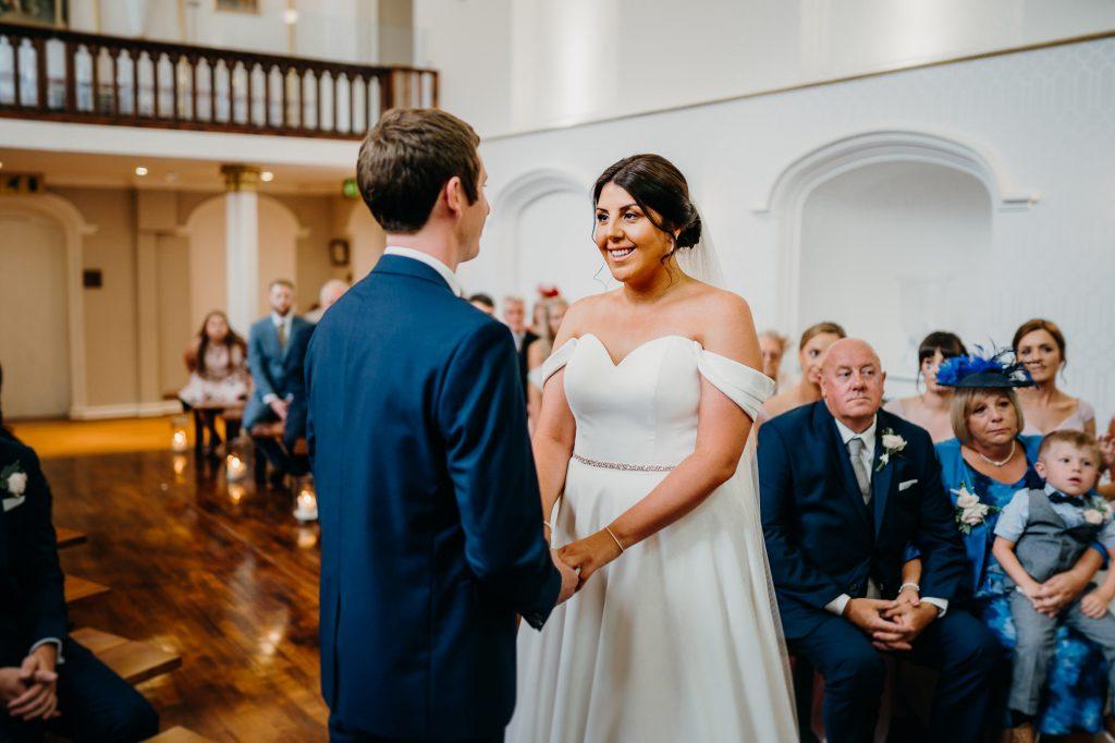 Lartington Hall Wedding Photographer 577