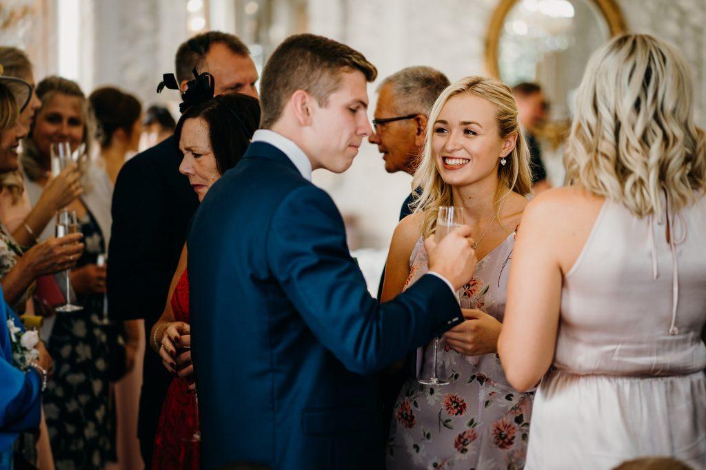 Lartington Hall Wedding Photographer 581