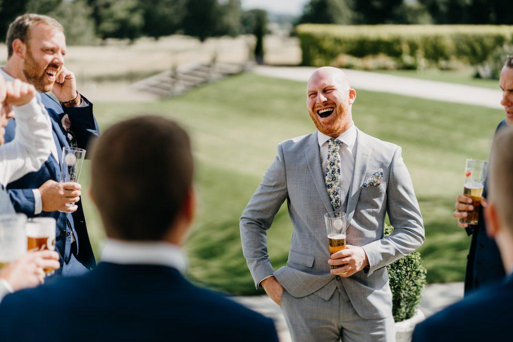 Lartington Hall Wedding Photographer 583