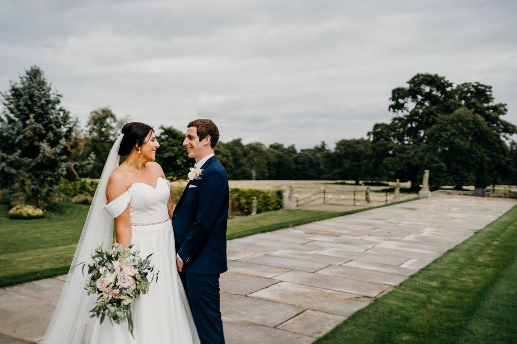 Lartington Hall Wedding Photographer 587
