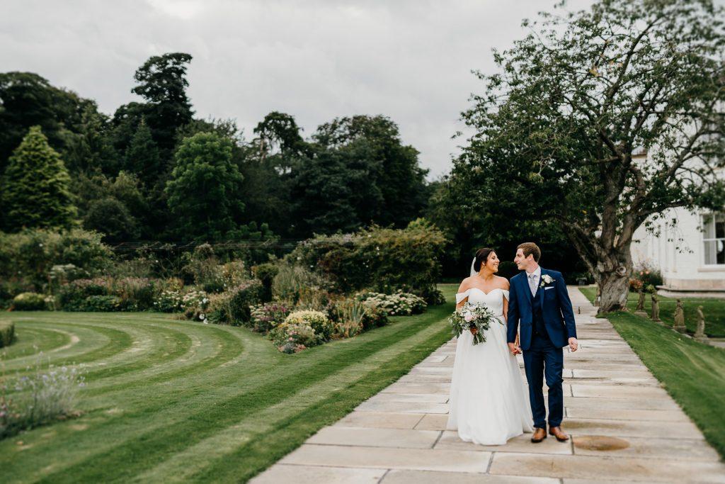 Lartington Hall Wedding Photographer 590