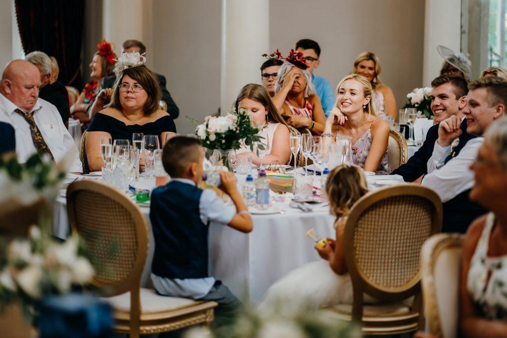 Lartington Hall Wedding Photographer 594