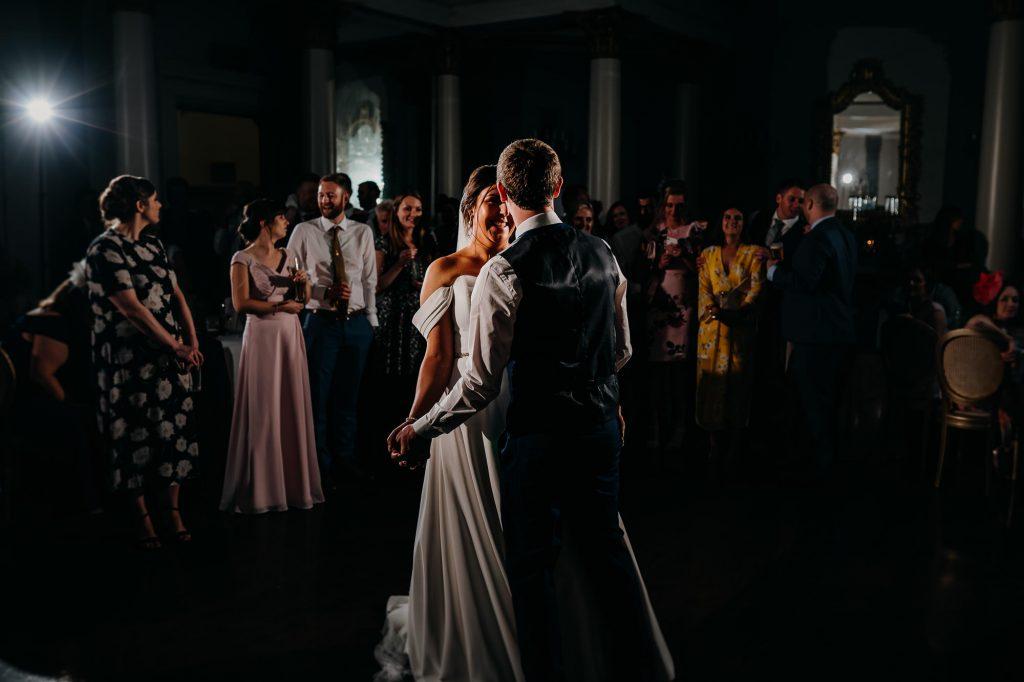 Lartington Hall Wedding Photographer 599