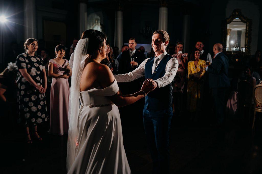 Lartington Hall Wedding Photographer 600