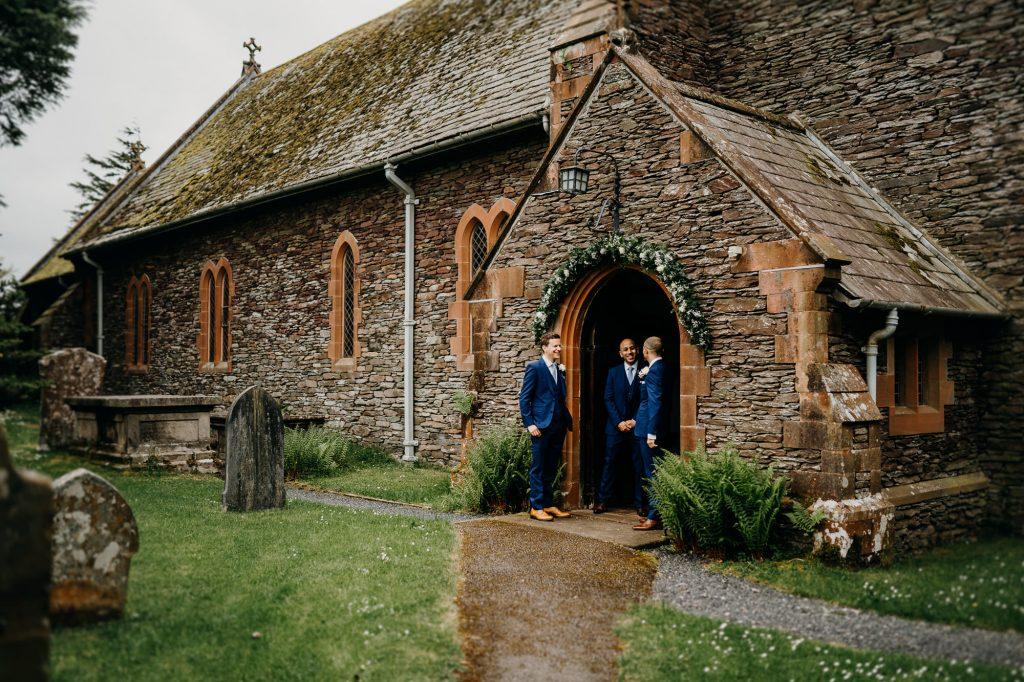 Leeming House Wedding Photographer 049