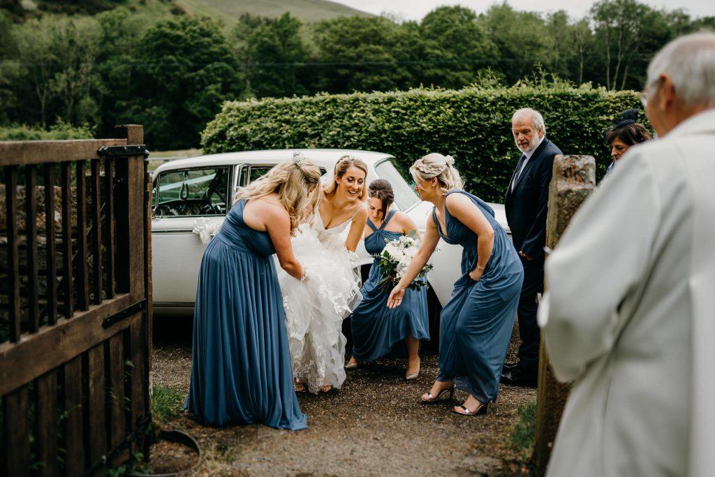 Leeming House Wedding Photographer 053