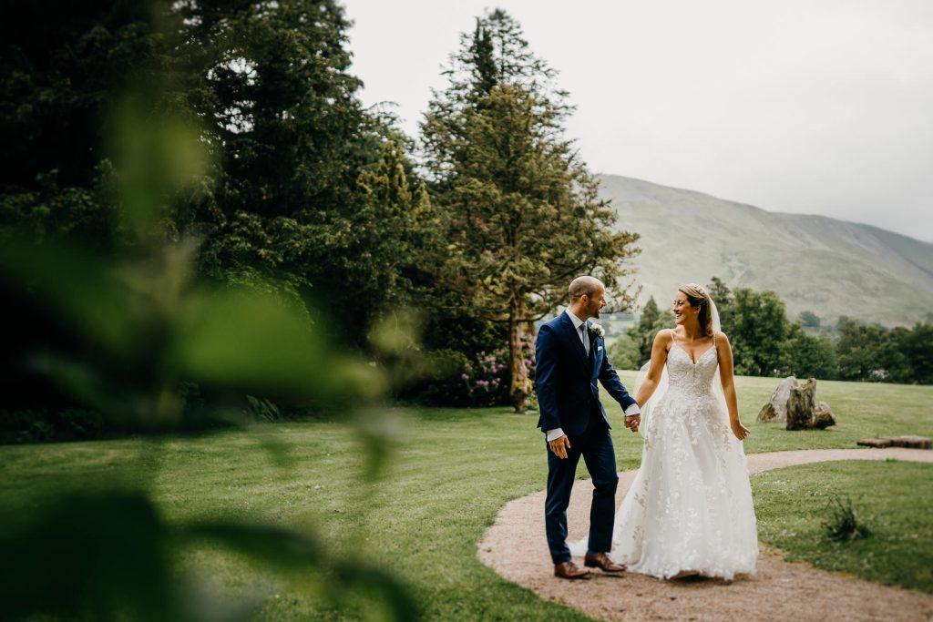 Leeming House Wedding Photographer 068