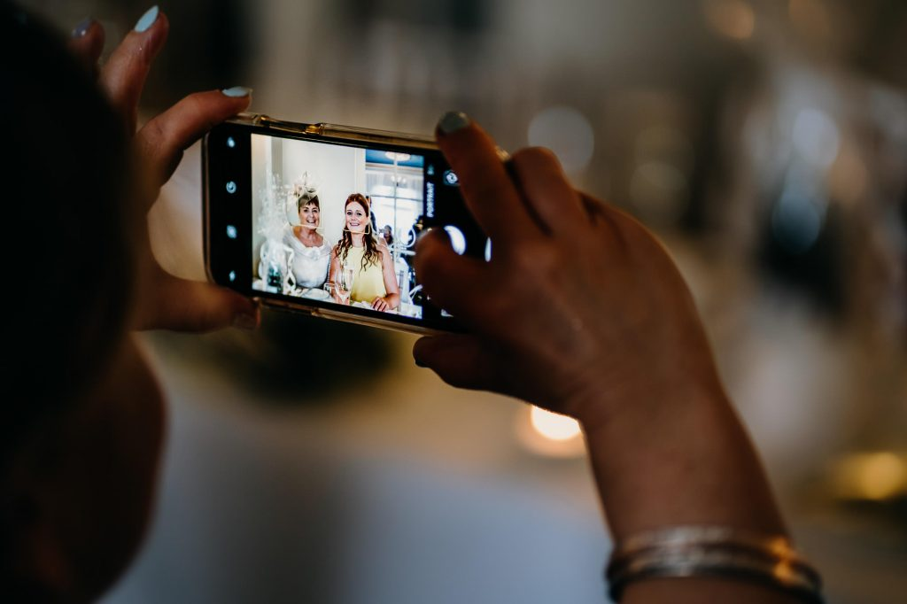 Leeming House Wedding Photographer 076