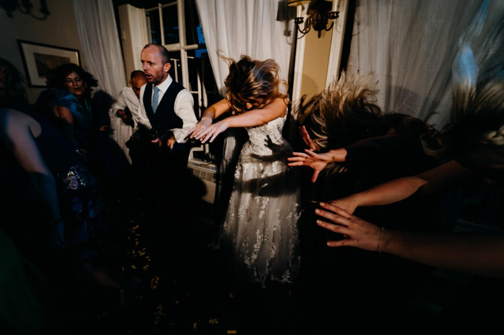 Leeming House Wedding Photographer 085