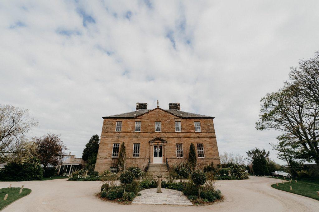 Newton Hall Wedding 001