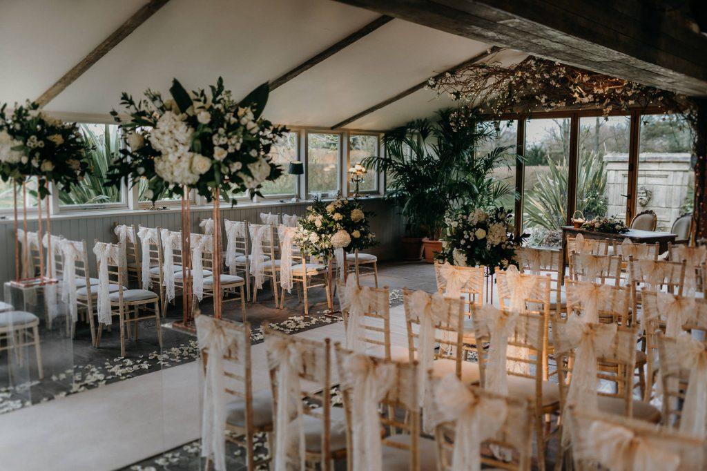 Newton Hall Wedding 004