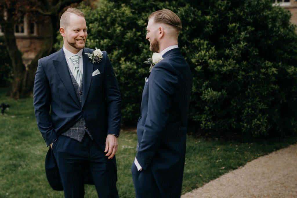 Newton Hall Wedding 005