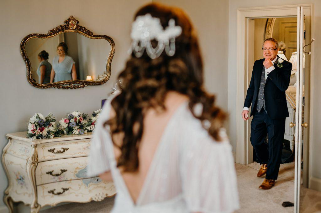 Newton Hall Wedding 007