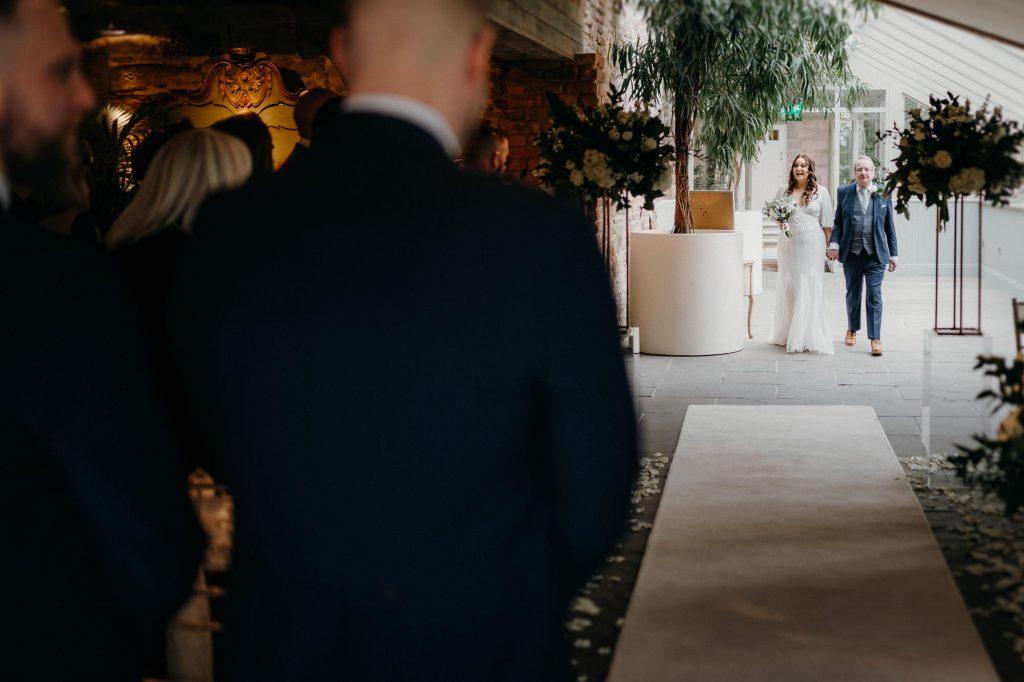 Newton Hall Wedding 010